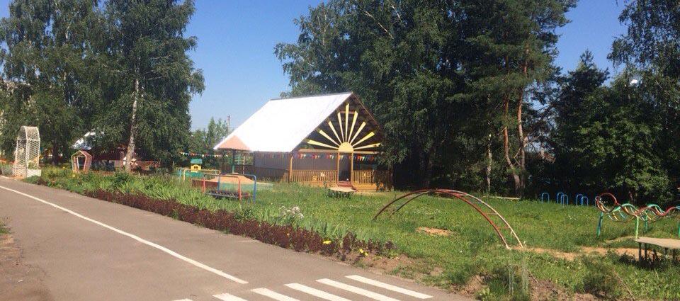 Детский сад во Власово