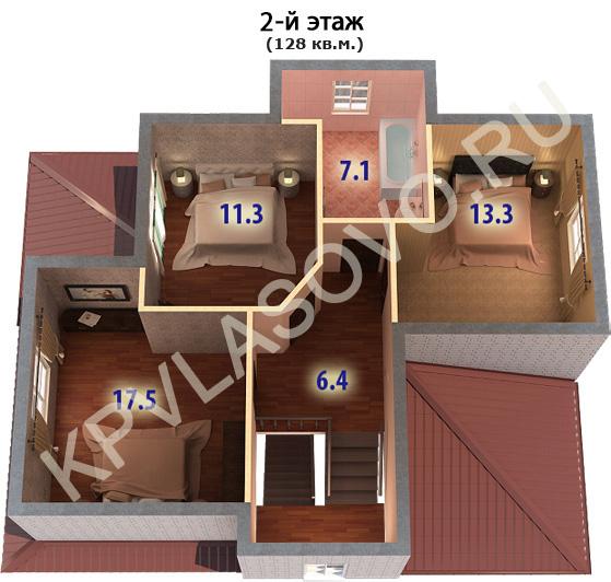 Власово 2 этаж