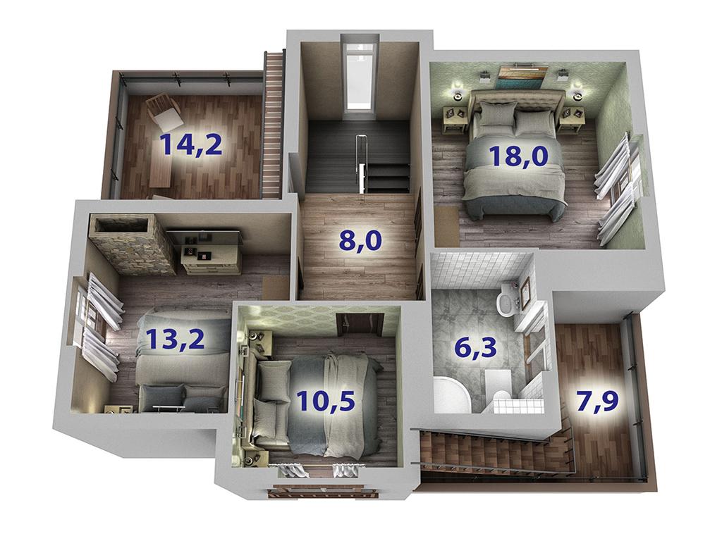 2 этаж Берлин